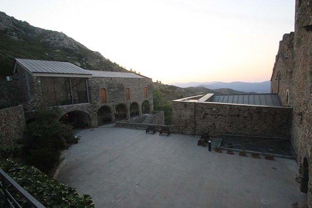 Monasterio Sant Pere de Rodes