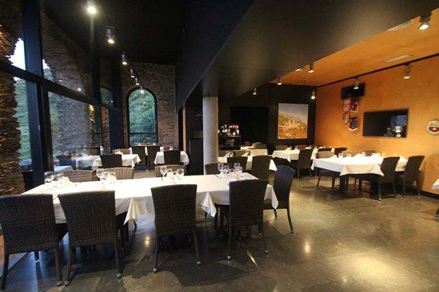 Restaurante Sant Pere de Rodes